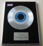 C.W. MCCALL - CONVOY Platinum Single Presentation Disc